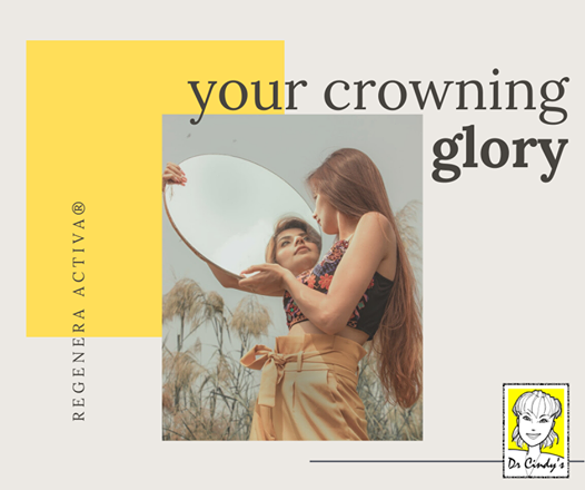 Your crowning glory