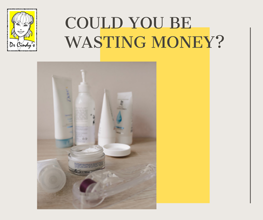 Could you be wasting money?