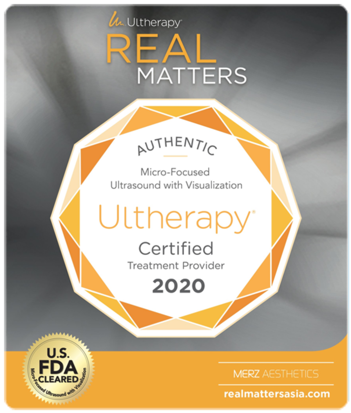 Real matters at Ultherapy Singapore