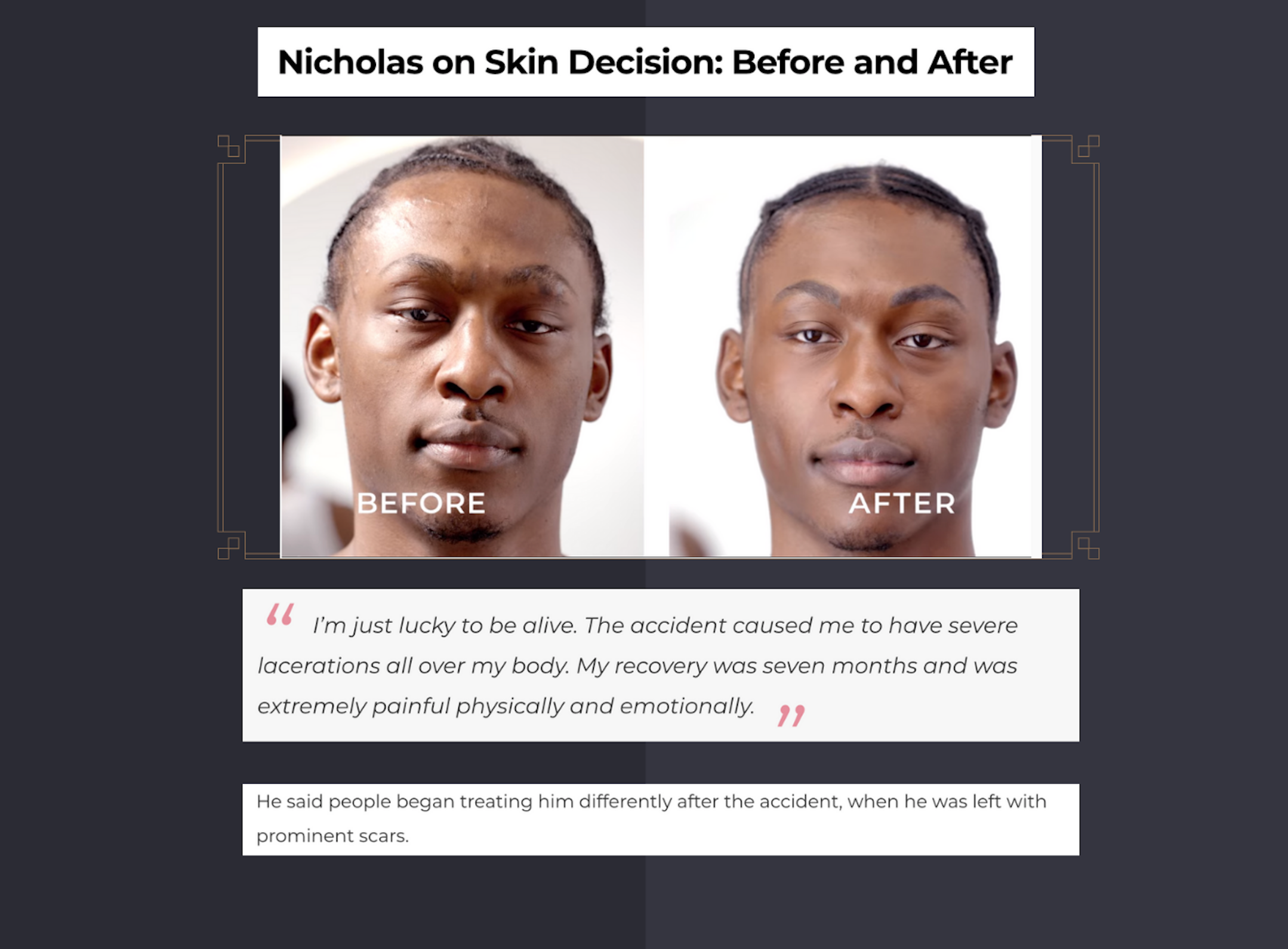 factors influencing your skin decisions