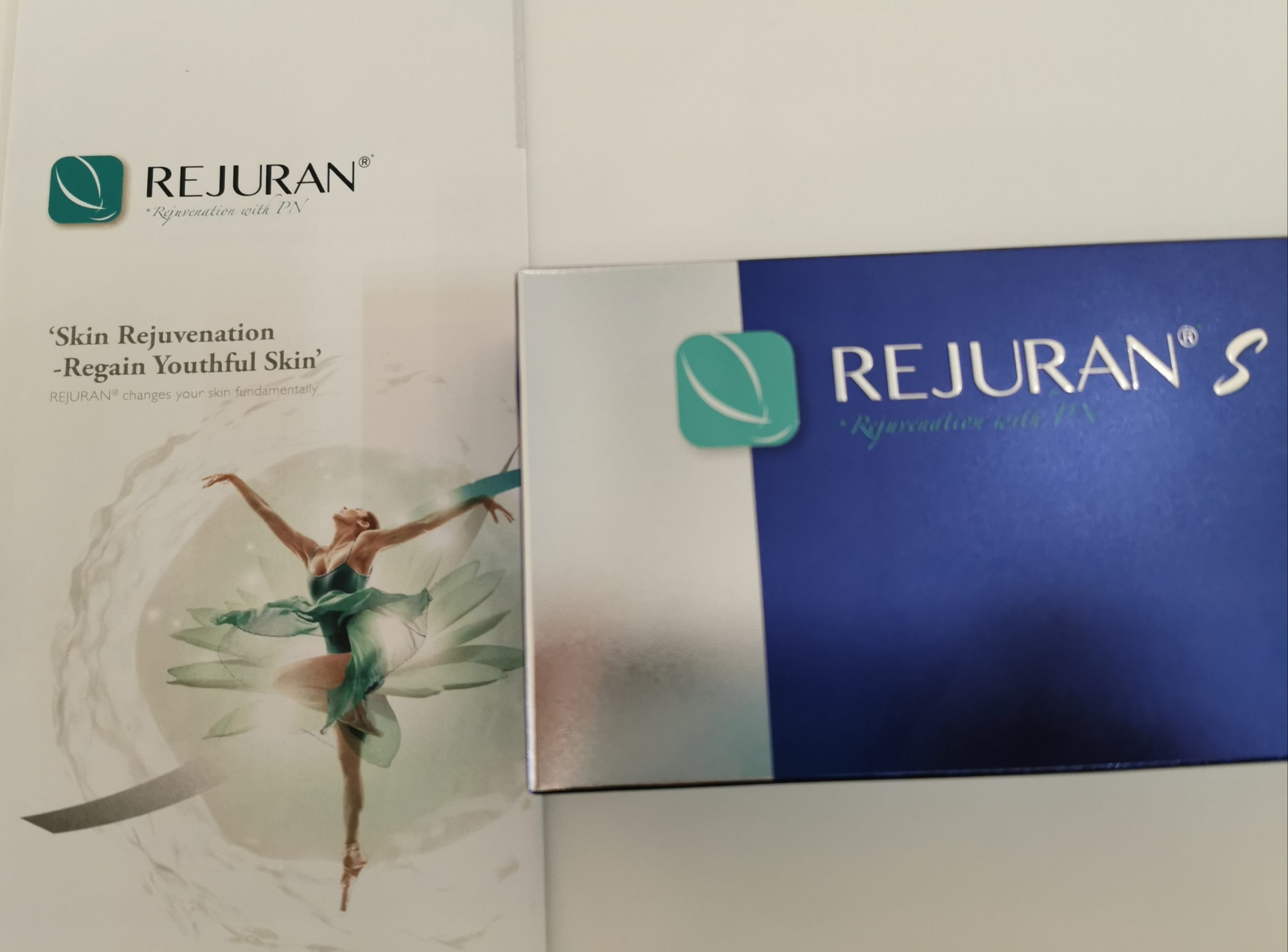 Rejuran S at Dr cindy's medical aesthetics